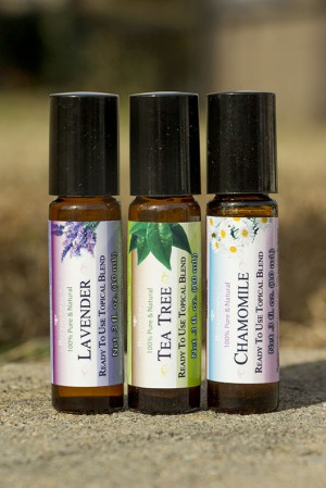 Single Essential Oil Rollerball
